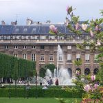 Palais Royal Gardens (Jardin du Palais-Royal)