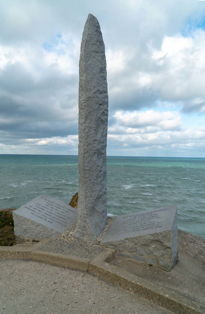 Pointe du Hoc Monument